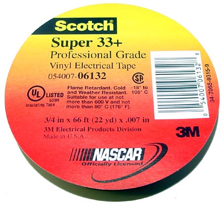 Electrical Tape - 3MS33