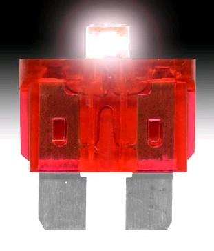 LED blade fuse - ATO10-LED