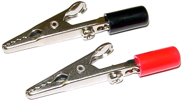 Alligator Clips - AC2WHR